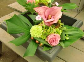 Bloemen kopen